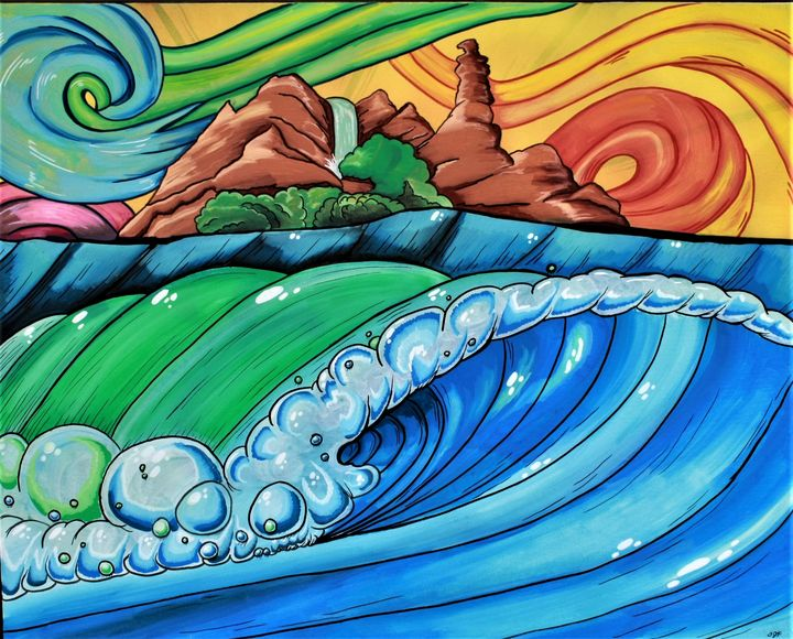 Monkey Island - ISurfLikeAGirl