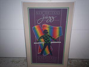 1981 Jazz Fest Poster