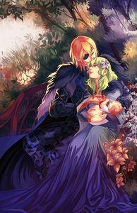Dimitri x Byleth