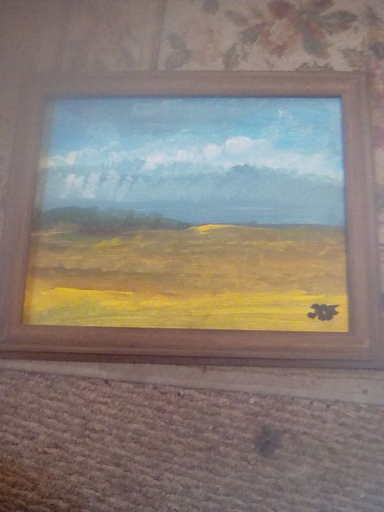 I80 Nebraska - Jeff Faust's Art