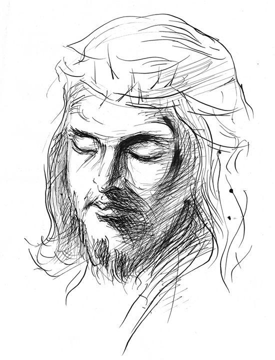 Jesus Christ - Nedeljko Simanic