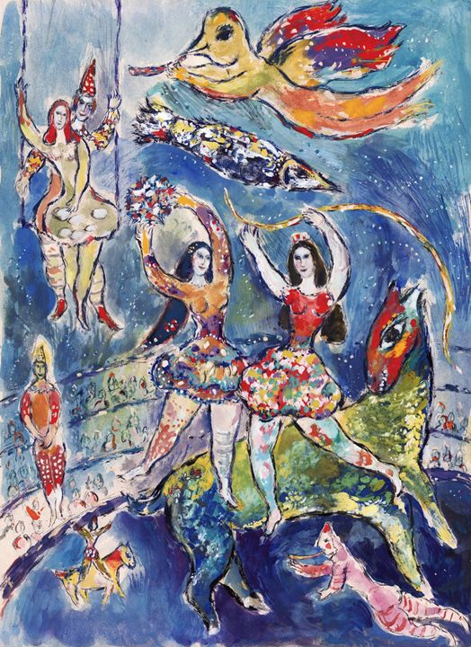 Circus of magic - Galerie Royale
