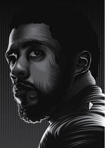 """Chadwick Boseman """"Black Panther"""""""