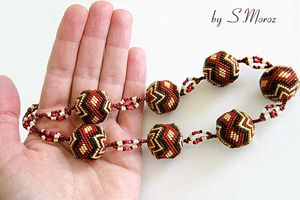Etno necklace