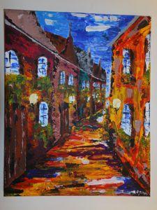 Rue Illuminée