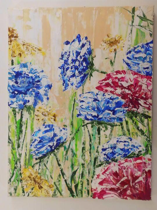 Bloomy Blue - Jablonsky