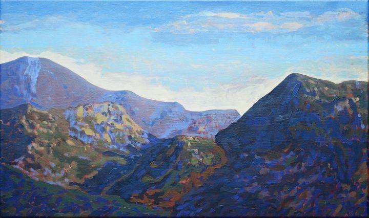 Mount Agel, to la Turbie - Nicolas Depetris