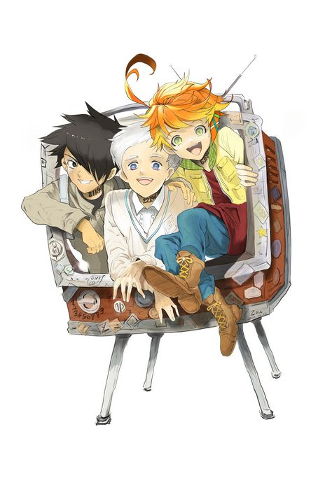 the promised neverland - Dehua ZOU
