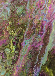 Green Pour Inverted 7