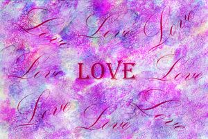 Love All Ways - Art By LeClaire Designs