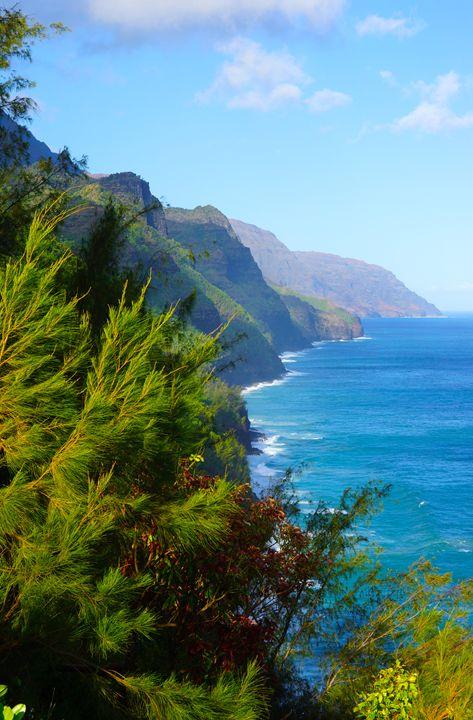 Na Pali Coast - Sky Studio Hawaii