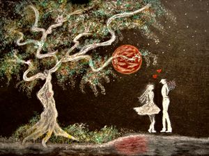 Blood Moon Lovers