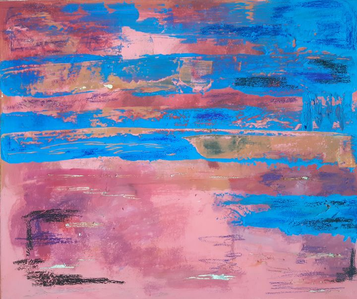 Pink dreams - David Eastens
