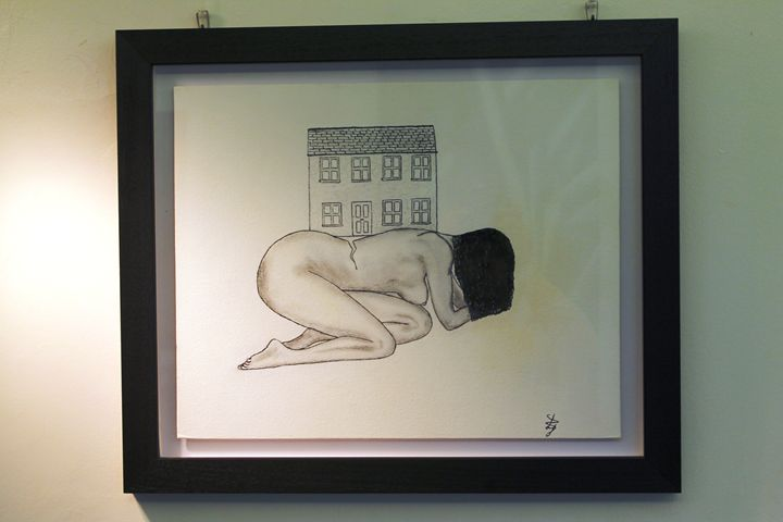 Women on White - Sadey Art