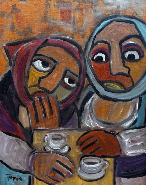 Coffe - Alessandro Tamponi