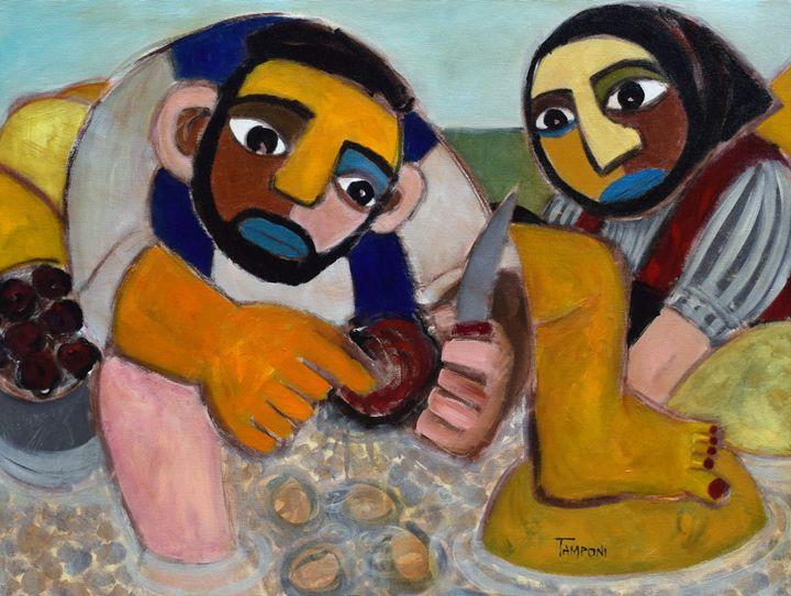 Frutti Di Mare - Alessandro Tamponi