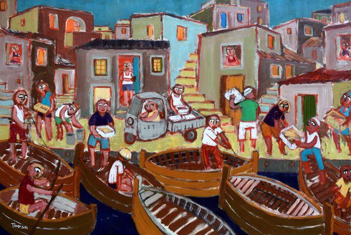Pescatori - Alessandro Tamponi