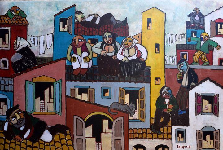 Village - Alessandro Tamponi