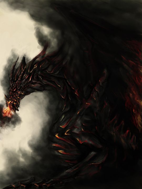 Lava Dragon - Asgarathon