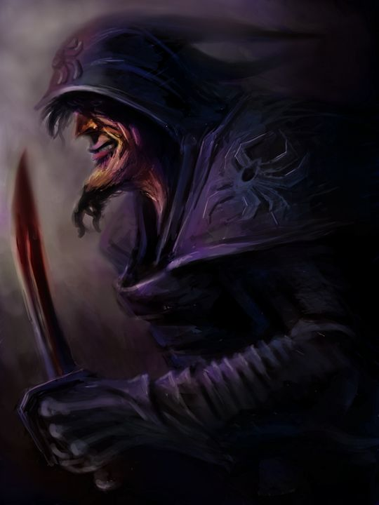 Dark asasin - Asgarathon