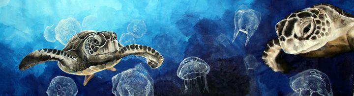 Turtles - Alexa Raniuk