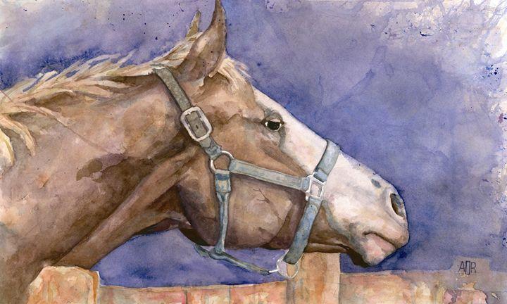 Paint Horse - Alexa Raniuk