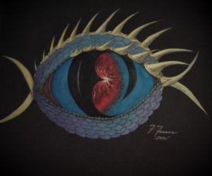 Eye of the Dragon Watching & Waiting