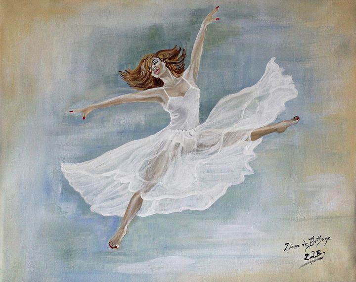 Bliss - Ziana de Bethune - Fine Art.
