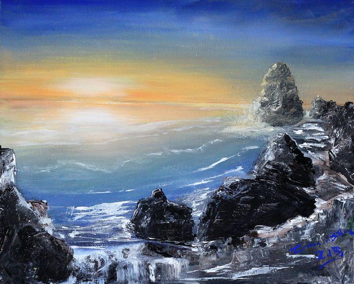 That Maritime Feeling - Ziana de Bethune - Fine Art.