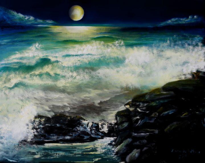 Beautiful Glow - Ziana de Bethune - Fine Art.