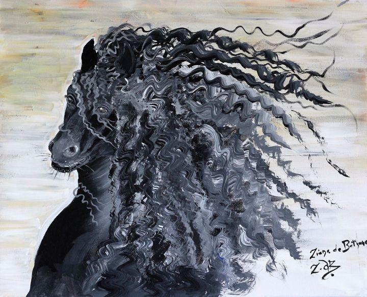 Fearless - Ziana de Bethune - Fine Art.