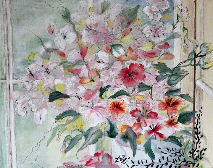 Beautiful Morning - Ziana de Bethune - Fine Art.