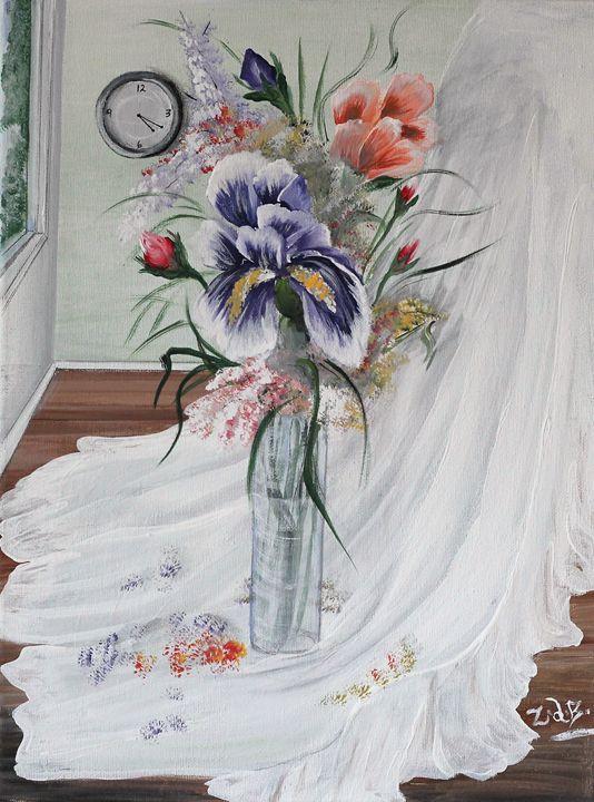 Fresh - Ziana de Bethune - Fine Art.
