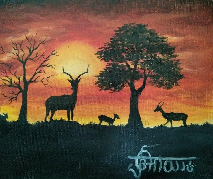 Sunset - Artnayaka