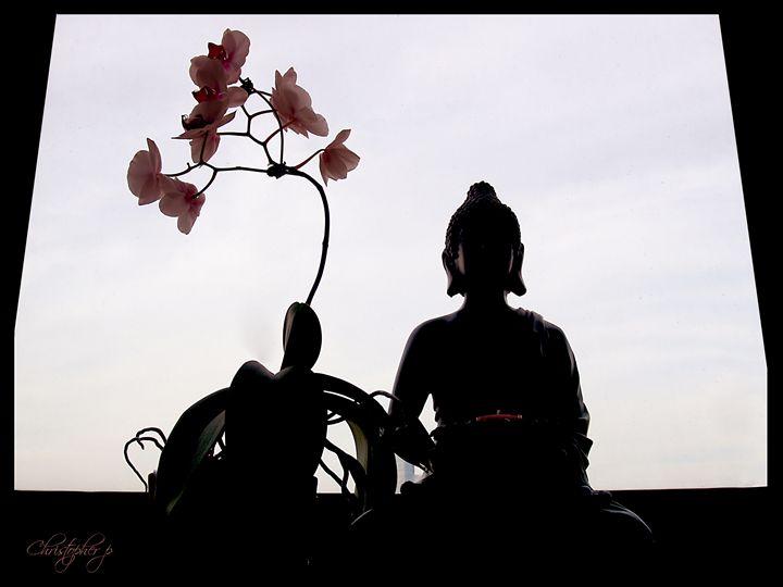 Meditation Moments - Fine Art by Christopher Zeiders