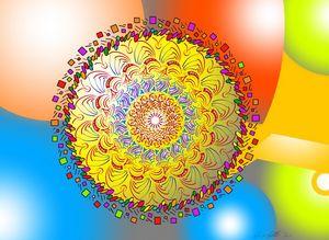 Fiesta Mandala - BC Designs