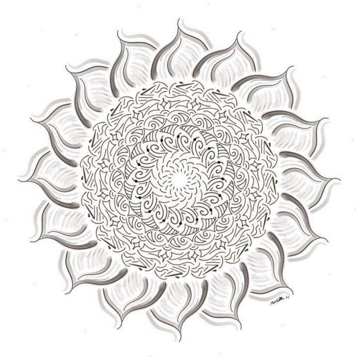Flower Mandala - BC Designs