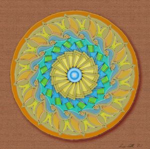 King's Mandala - BC Designs