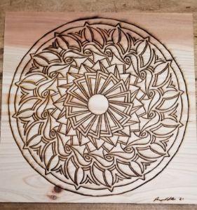 Mandala Waves - BC Designs