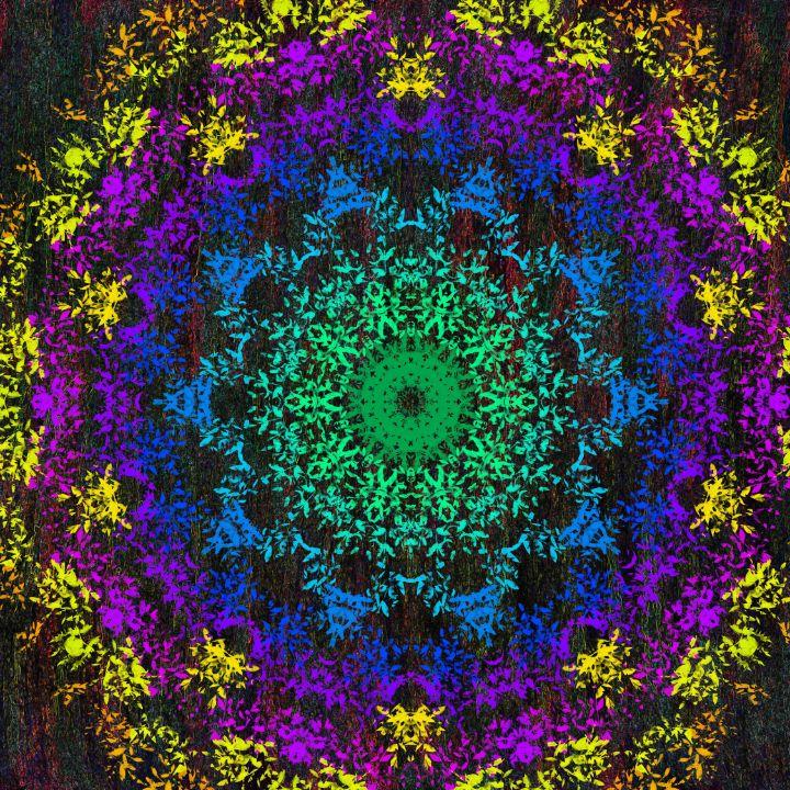 Leaf Mandala - BC Designs