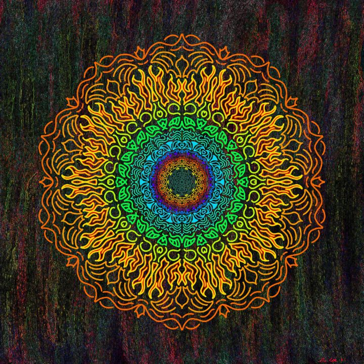 Multi Mandala - BC Designs