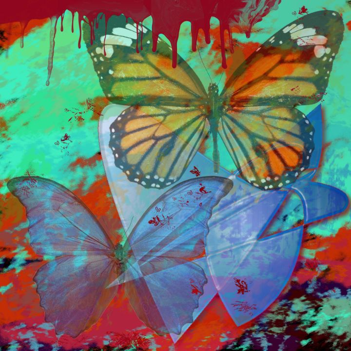 Butterflies - BC Designs