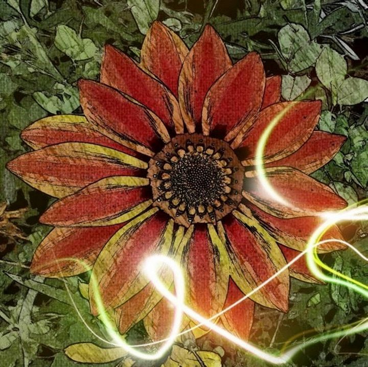 Fantasy Flower - BC Designs