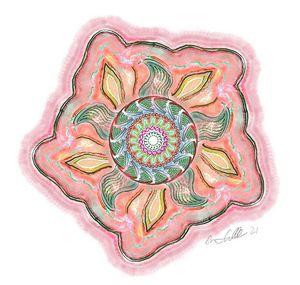 Pastel Flower - BC Designs