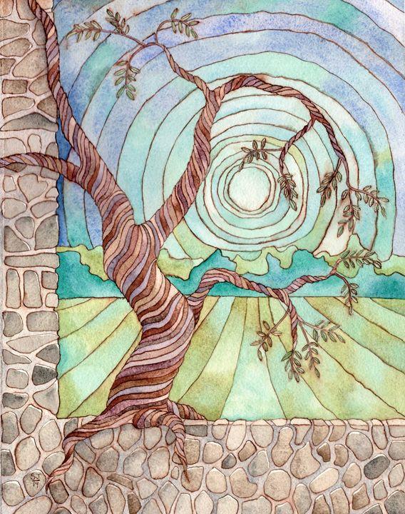 Surreal Landscape 1 - Suzy Joyner