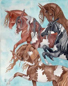 Heaven's Horses