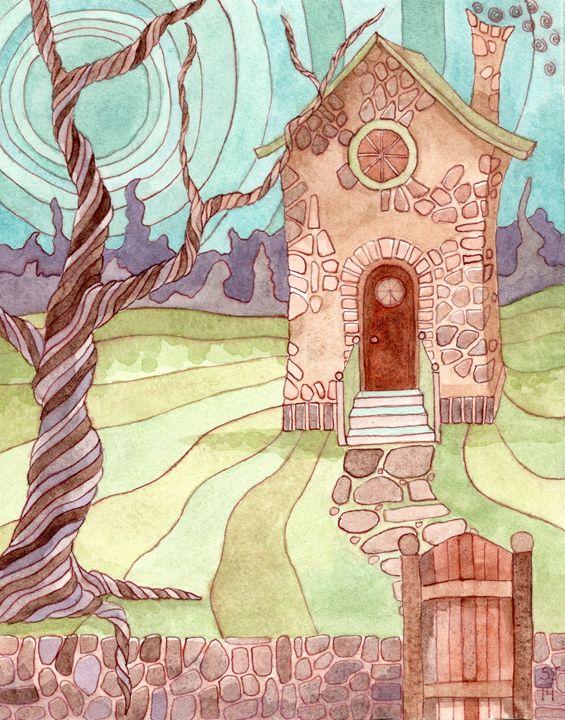 Surreal Landscape 3 - Suzy Joyner