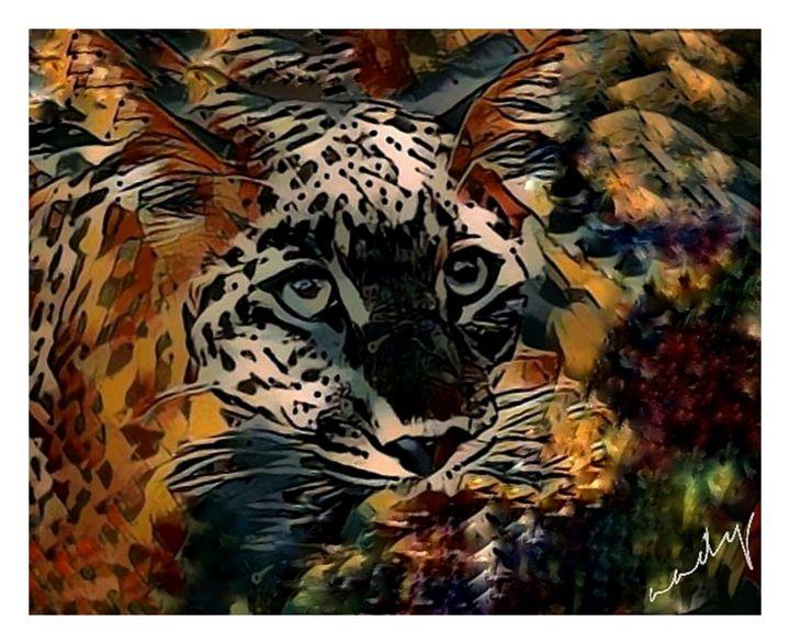 Tiger is in Jungle. - aadycomics