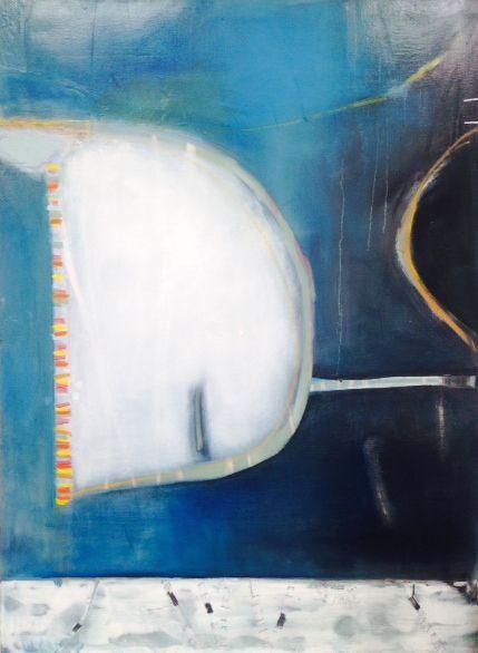 Blue D - lauren mantecon