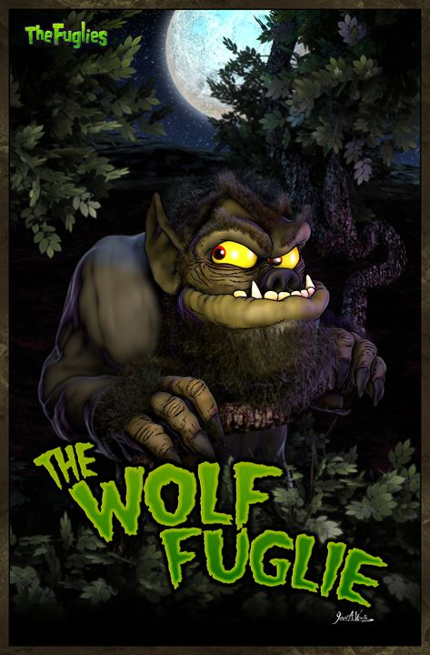 THE WOLF FUGLIE - The Art of Joseph Alexander Wraith
